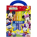 Disney Junior Mickey Mouse Clubhouse My First Library Board Book Set