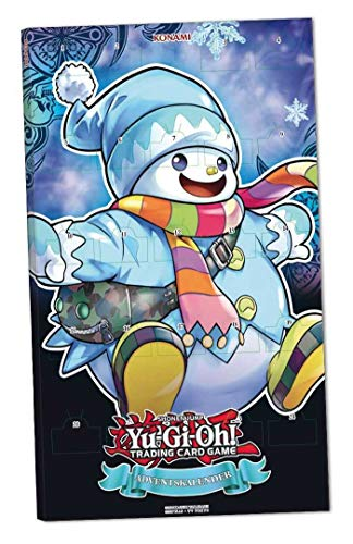 Konami Yu-Gi-Oh! Adventskalender 2018