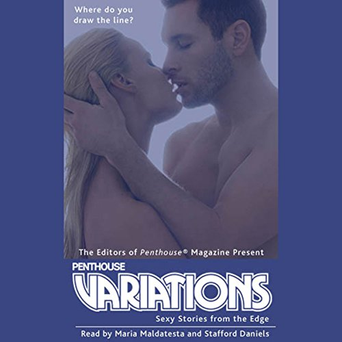 Penthouse Variations audiobook cover art