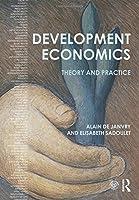 Development Economics: Theory and practice