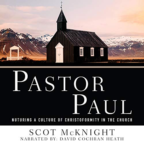 Pastor Paul cover art