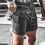 Zoom IMG-2 eiseyen men s running shorts