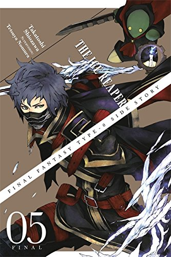 Final Fantasy Type-0 Side Story, Vol. 5: The Ice Reaper