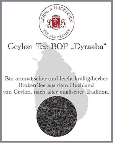 """Ceylon Tee BOP """"Dyraaba"""" 1kg"""