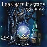 Les chats magiques, calendrier 2020