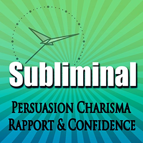 Subliminal Persuasion audiobook cover art