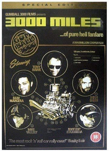 Gumball 3000 [UK IMPORT]