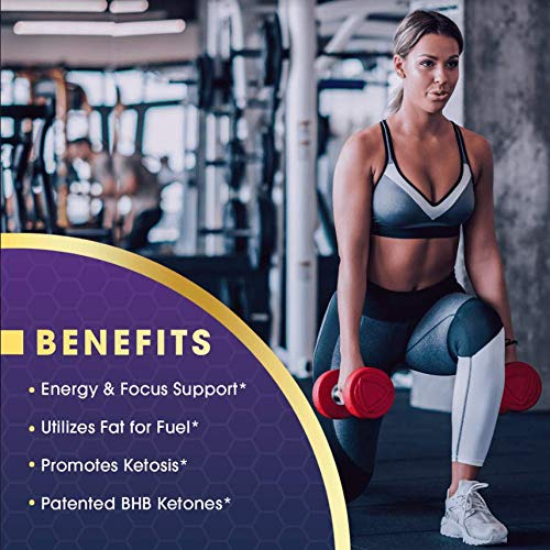 Extra Strength Keto Diet Pills for Men & Women; Ketosis Supported Fat Burn Formulated with Keto BHB; 30 Servings 4