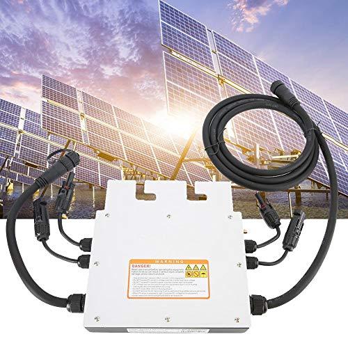 Micro Solar Wechselrichter, SG600MD 120V 230V 700W Micro Solar Wechselrichter Wasserdichter Wechselrichter 2.4G Kommunikation