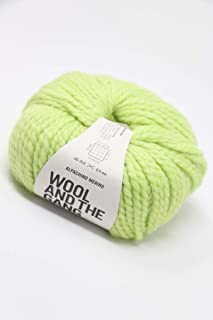 Wool & The Gang - Alpachino Merino Lime Sorbet