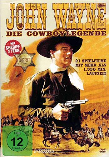 John Wayne - Cowboy und Legende [8 DVDs]