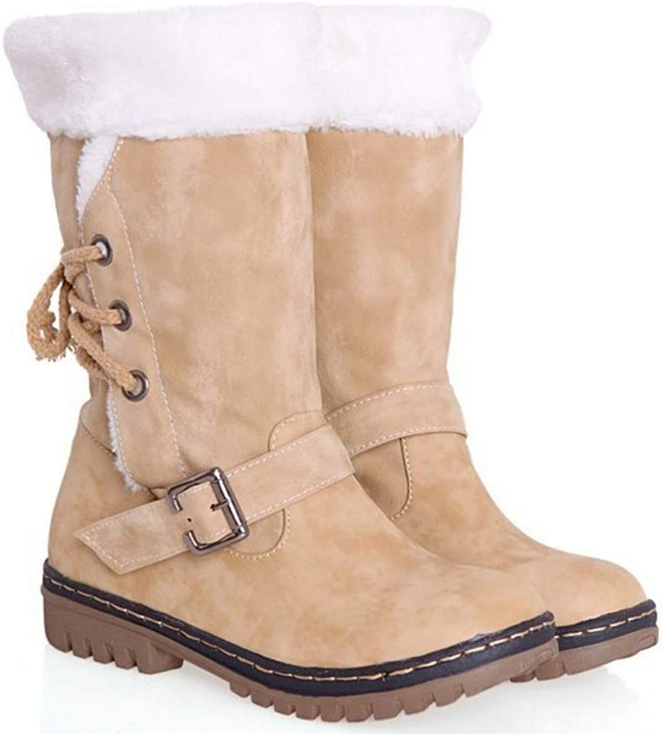 Quality.A Snow Boots Elegant Women's Boots Martin Boots Comfortable Booties