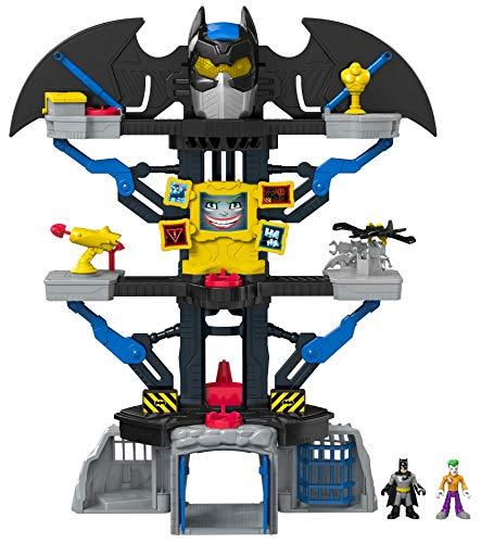 Fisher-Price Imaginext DC Super Friends Batcave Now $26.68 (Was $49.99)