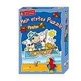 paletti Mein erstes Puzzle Bunte Piraten Kinder Lernspiel