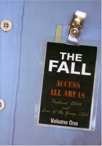 The Fall - Punkcast 2004 & Live at the Garage 2002 [Francia] [DVD]