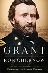"Cover of Ron Chernow's ""Grant."""