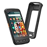 Android 8.1 POS MUNBYN with 2D Zebra Barcode Scanner& NFC Reader, 3G 4G WiFi Handheld, IP65 PDA Rugged, 5000mAh Battery, 5.2   Touch Screen for Supermarket, Retail Stores, Inventory Data Collector