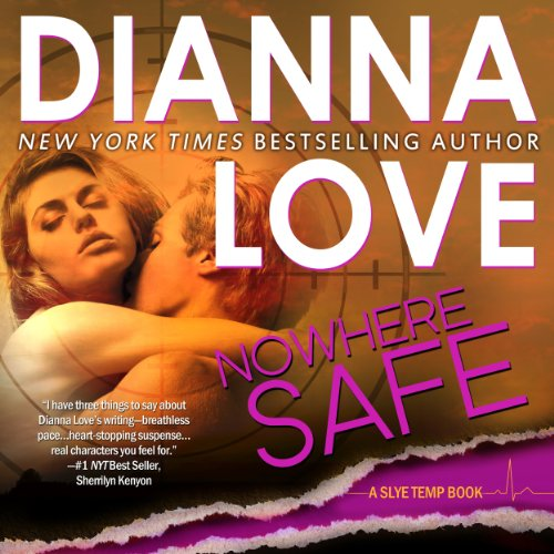 Nowhere Safe (Slye Temp) audiobook cover art