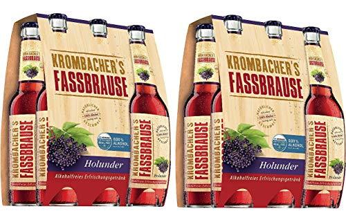 12 Flaschen Krombacher Fassbrause...