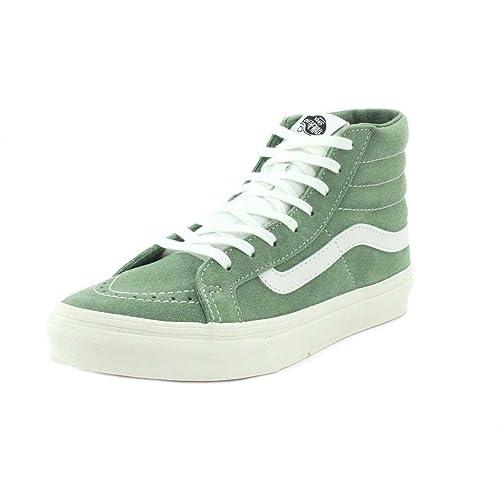 f26af0180e9343 Vans Unisex Sk8-Hi Slim Sneaker