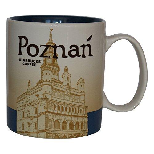 Starbucks City Mug Poznan Poland Starbucks Tasse Posen Polen