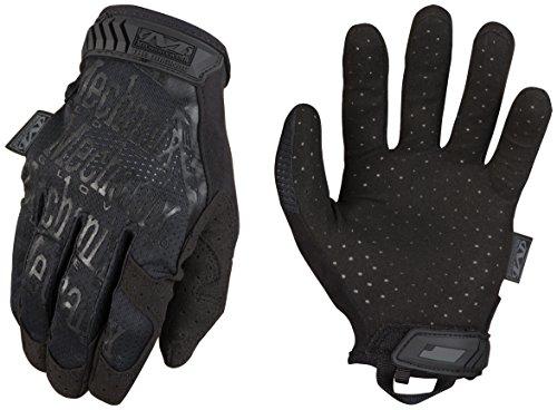 Mechanix Wear - Original Vent Covert Tactical Gloves (Large, Black)