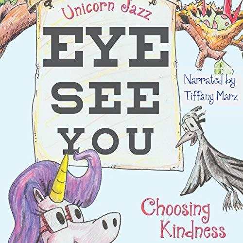 Unicorn Jazz Eye See You audiobook cover art