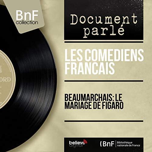 Les comédiens français feat. André Cadou et son orchestre