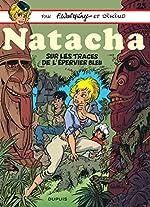 Natacha - Tome 23 - Sur les traces de l'épervier bleu de Sirius