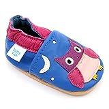 A Dotty Fish siamo appassionati di sviluppare le scarpe non solo belle, ma anche buone. Le nostre scarpe sono stati approvati dalla podologia. Queste scarpe sono ottime per i giorni all' asilo o scuola materna, in modo che permettono ai bambini di co...