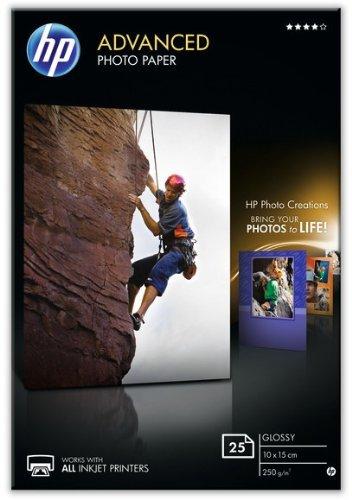 HP Fotopapier Q8691A 10x15cm