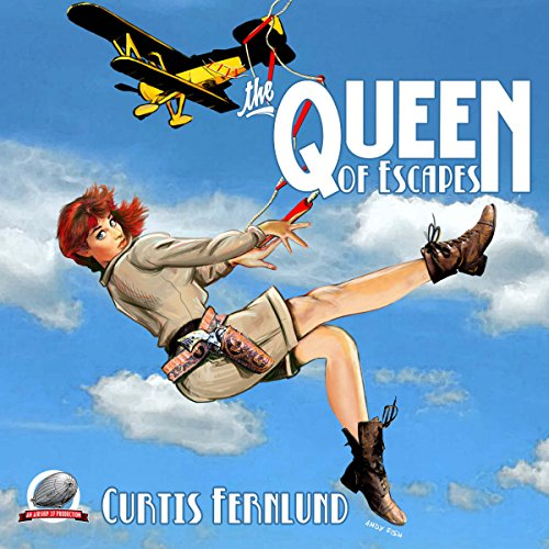 The Queen of Escapes cover art
