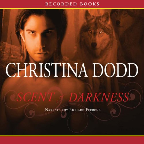 Scent of Darkness audiobook cover art