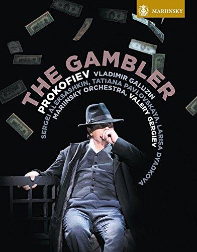 Prokofiev: Gambler [Blu-ray] [Import]