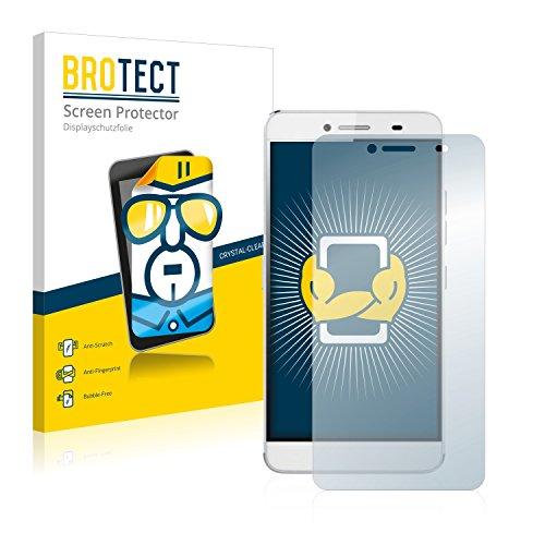 BROTECT Schutzfolie kompatibel mit Archos Diamond Plus (2 Stück) klare Bildschirmschutz-Folie