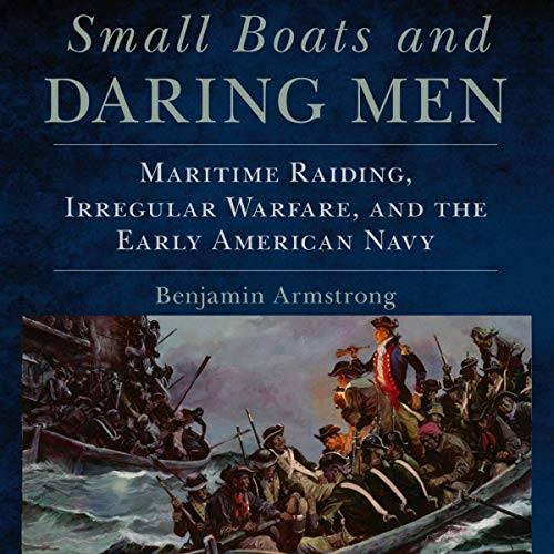 『Small Boats and Daring Men』のカバーアート