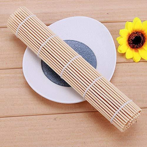 KeKeandYaoYao Keuken Gereedschap Bamboe Anti-stick Sushi Rolling Mat Gordijn Rijst Roller Kip DIY Koken Tool
