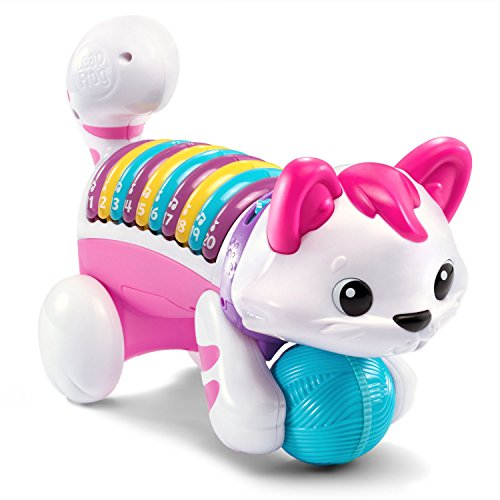 LeapFrog Count and Crawl Number Kitty, Pink (Amazon...