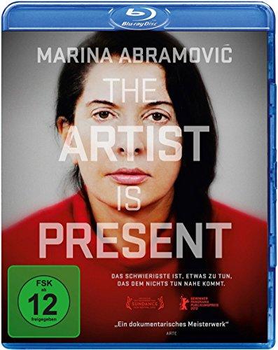 Marina Abramovic - The Artist is present (OmU) [Alemania] [Blu-ray]