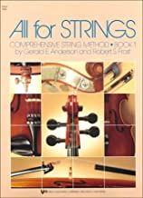 All for Strings: Comprehensive String Method Viola Book 1 by Robert S. Frost (1985-10-01)