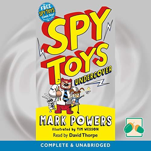 Spy Toys: Undercover cover art