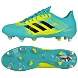 adidas Predator Malice Control (SG), Chaussures de Rugby Homme, Multicolore (Agalre/Negbás/Amasho 000), 43 1/3 EU