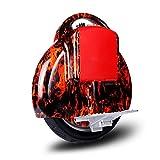 ZHEBEI Smart electric unicycle balance car self-balancing unicycle classic unicycle flame