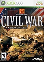 The History Channel Civil War: A Nation Divided (輸入版:北米)