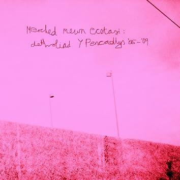 Merched mewn ecstasi: detholiad Y Pencadlys '06-'09