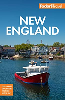 Fodor's New England (Full-color Travel Guide)