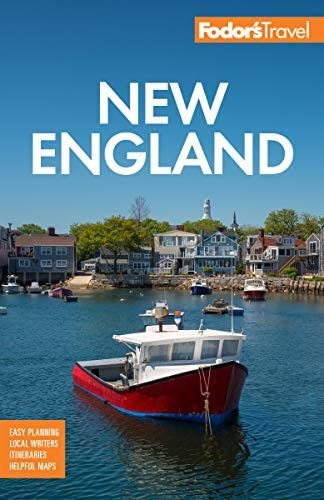 Fodor s New England Full color Travel Guide product image