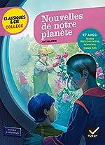 Nouvelles de notre planète - Anthologie de Pierre Bordage