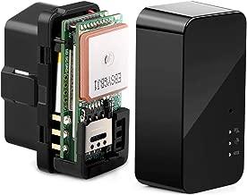 muxan localizador GPS para Coche Auto Moto en Tiempo Real Seguimiento y localizador GPS Impermeable OBD gsm//GPRS//SMS Tracker tk816/