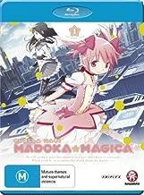 Puella Magi Madoka Magica Vol. 1 Maho Shojo Madoka Magica  Madoka Magica  NON-USA FORMAT Reg.B Australia